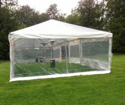 Clear Tent Walls & Tent Walls - Canadian Tents