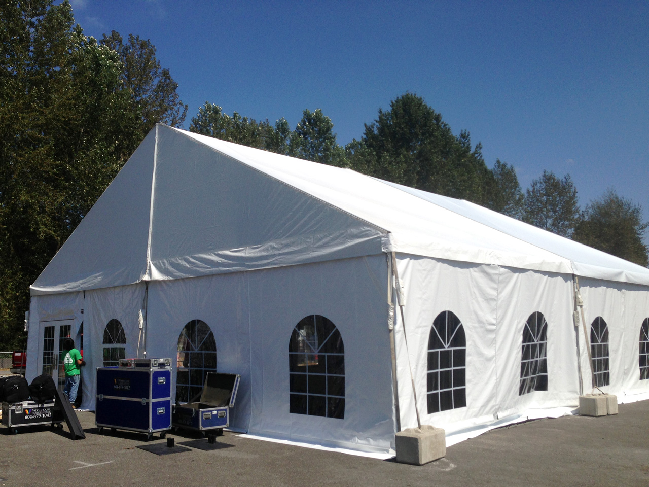 Tent Walls Canadian Tents
